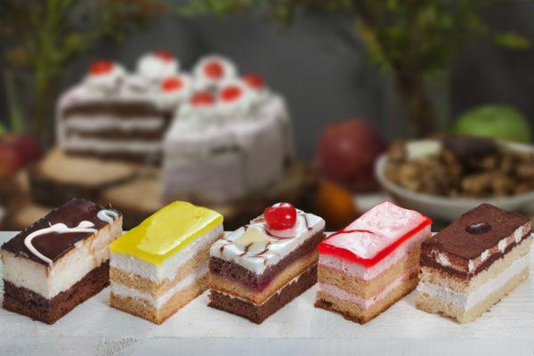 пирожное Ассорти