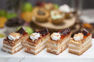 пирожное Карамельное