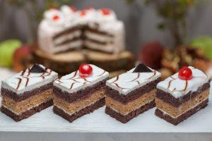 пирожное Тутти-фрутти