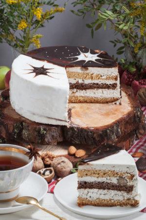 торт Северная звезда