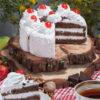 торт Вишневый карнавал