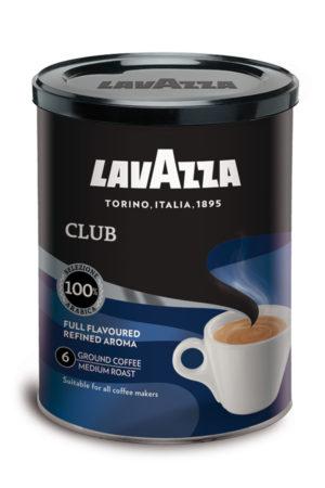 кофе lavazza club