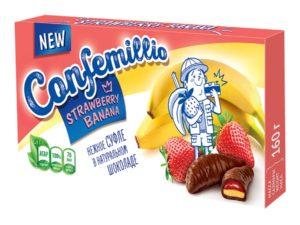 confemillio клубника банан
