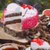 торт Творожно-вишневый