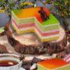 торт Гламур