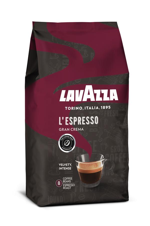 кофе gran crema в зернах