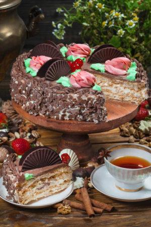 торт Киевский 1,5