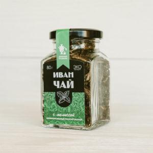 иван-чай с мелиссой