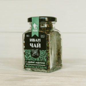 иван-чай с мятой перечной