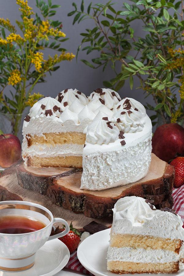 торт Пломбир в шоколаде 0,6