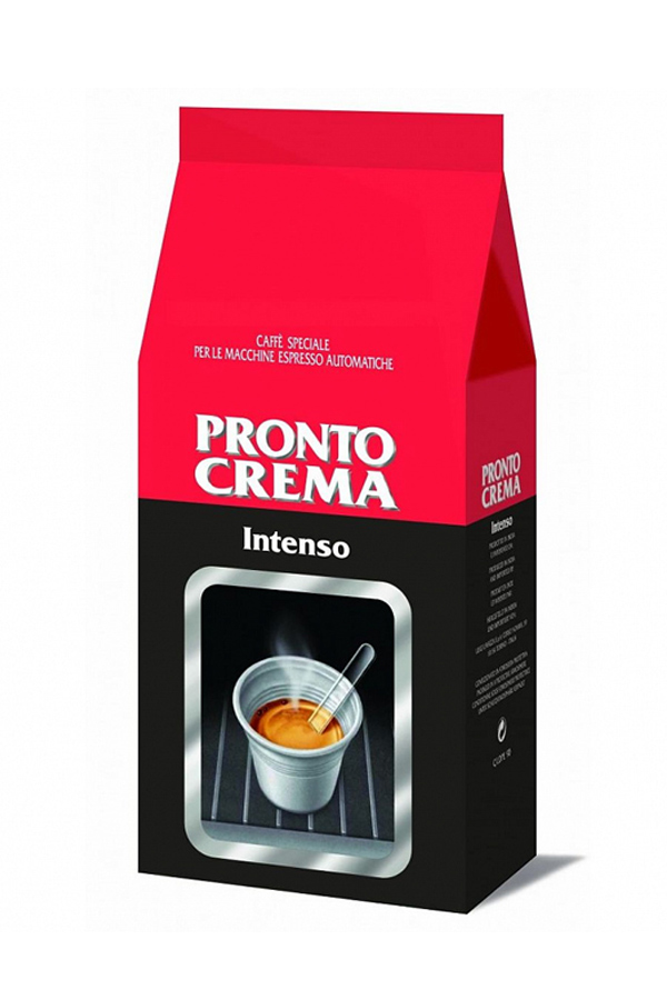 кофе pronto crema intenso 1 кг