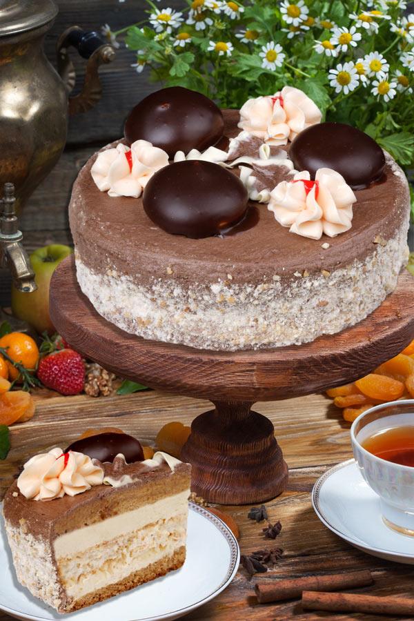 торт Славянский
