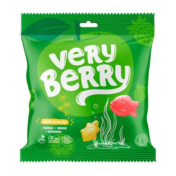 Мармелад ТМ Verry Berry с Витаминами