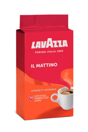 "Кофе молотый ""Lavazza Il Mattino"" в/у 250 гр"