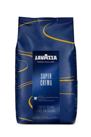 """Кофе в зернах """"Lavazza Super Crema"""" 1000 гр"""