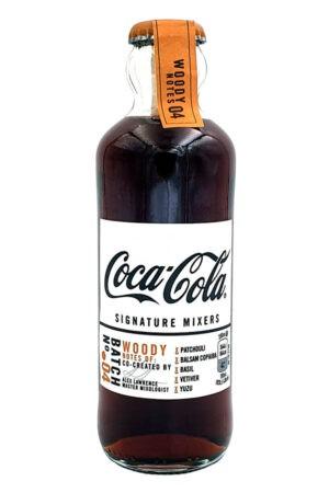 Coca Cola WOODY